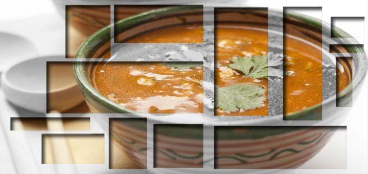 Harira zuppa del Marocco