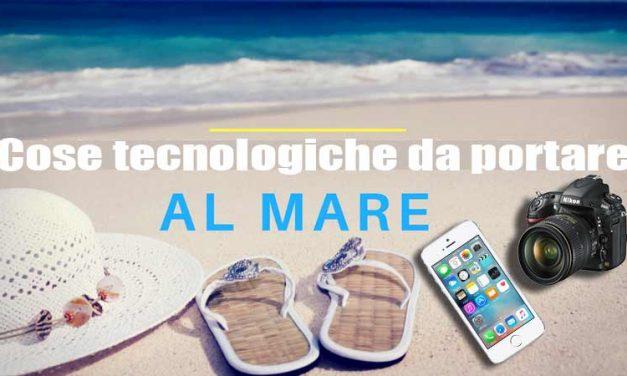 Al mare in Marocco con la nostra tecnologia