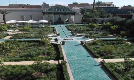 Le Jardin Secret di Marrakech