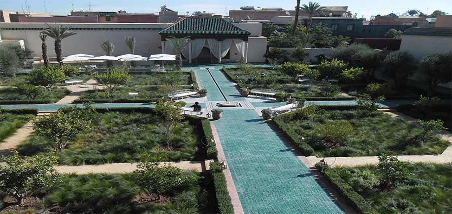 Le Jardin Secretdi Marrakech
