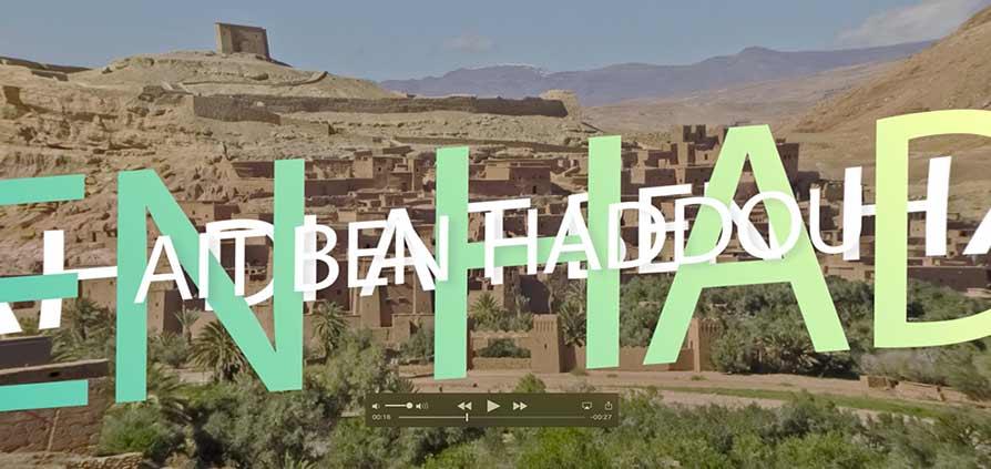 Luoghi storici del Marocco