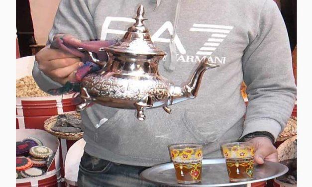 Il tè in Marocco
