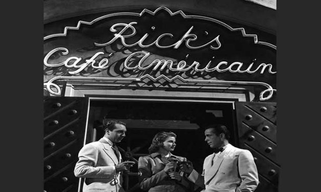 La Casablanca del mito H. Bogart