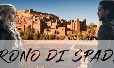 Luoghi del Trono di Spade Marocco