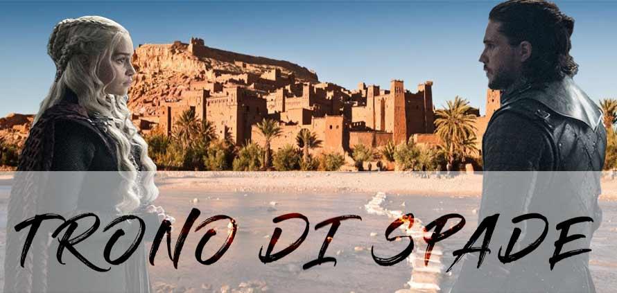 Andare in vacanza nei luoghi del trono di spade in marocco for Dove hanno girato il trono di spade