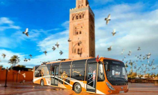 Bus Elettrici Marrakech