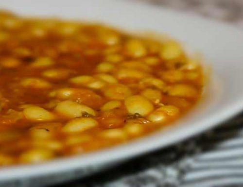 Loubia zuppa di fagioli