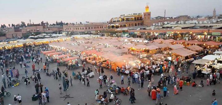 10 posti per una foto a Marrakech - Shooting fotografico