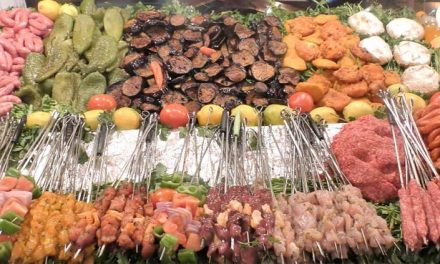 Marrakech capitale dello street food