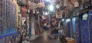 Souk di Marrakech