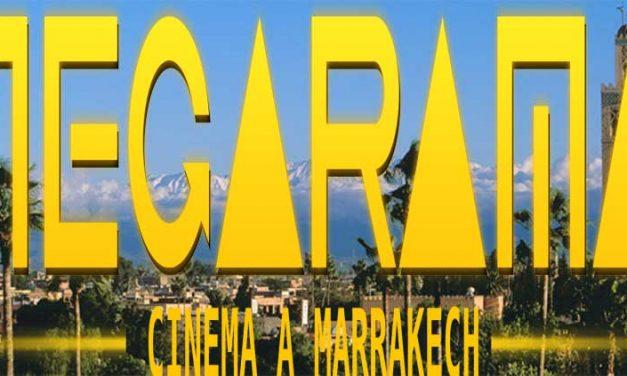 Cinema a Marrakech