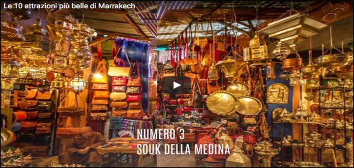 La Medina di Marrakech