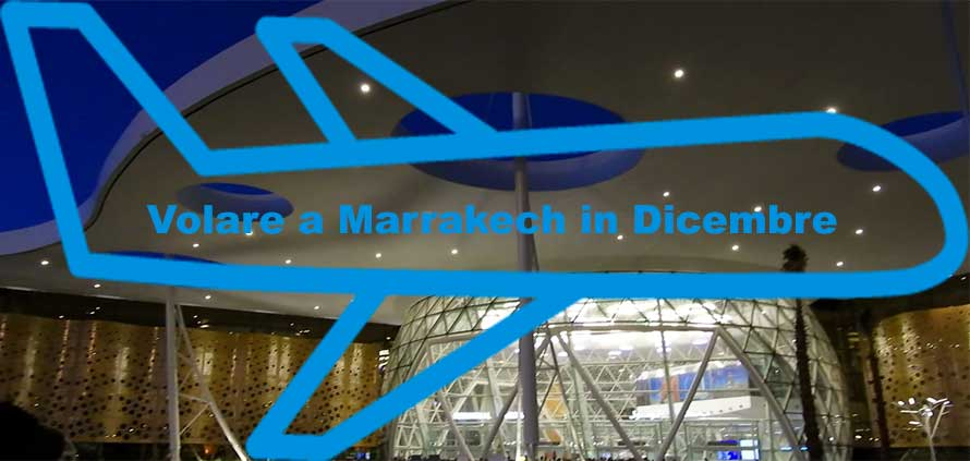 Voli per Marrakech