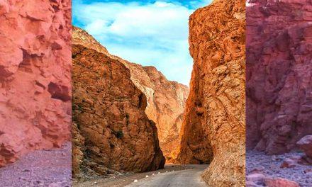 Gole del Todra Marocco