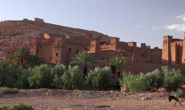 Kasbah Ait Ben Haddou Marocco