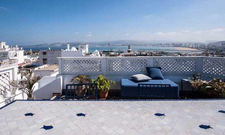 Riad a Tangeri Albarnous Maison d'Hotes