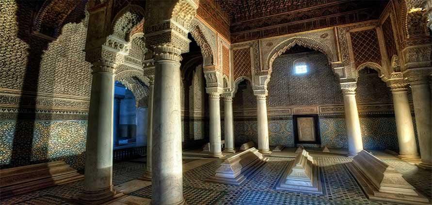 Tombe Saadiane Marrakech