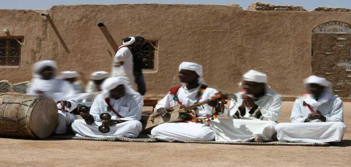 Musica Gnawa Marocco