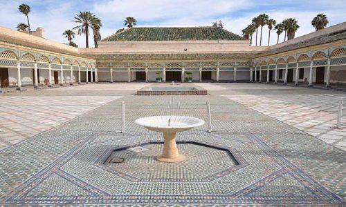 Palazzo El Bahia Marrakech