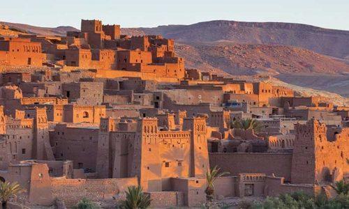 Gita giornaliera a Ouarzazate e Ait Ben Haddou