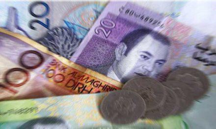La moneta del Marocco