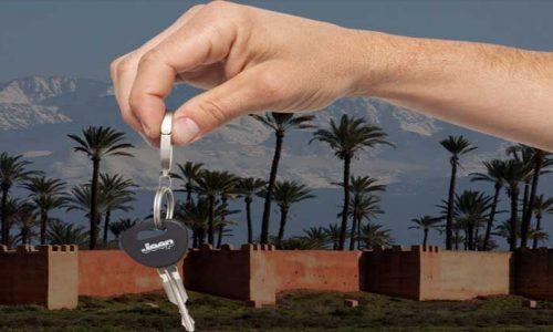 Noleggio auto a Marrakech