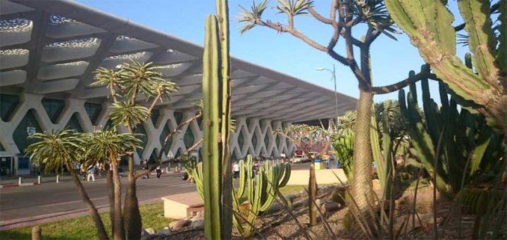 Aeroporto Marrakech Menara