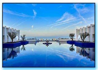 Estate in Marocco