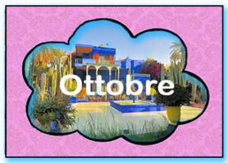Ottobre in Marocco