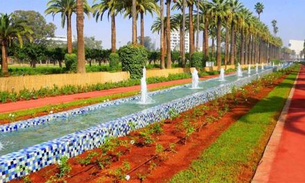 Arab league Park Casablanca