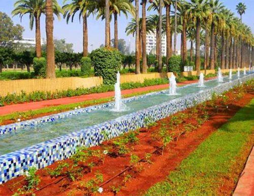 Arab league Park Casablanca