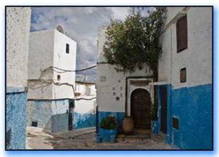città imperiali Marocco