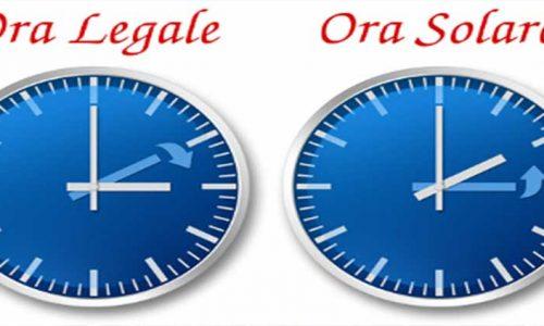 Fuso orario tra Italia e Marocco 2018