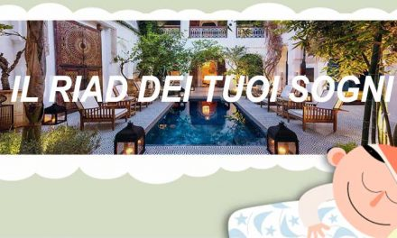 Riad da Sogno a Marrakech