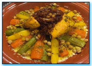 Cucina del Marocco