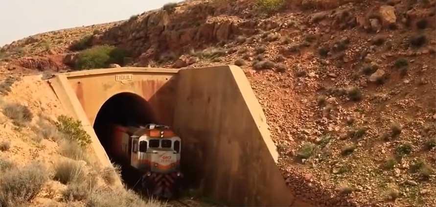 Il Treno nel Deserto
