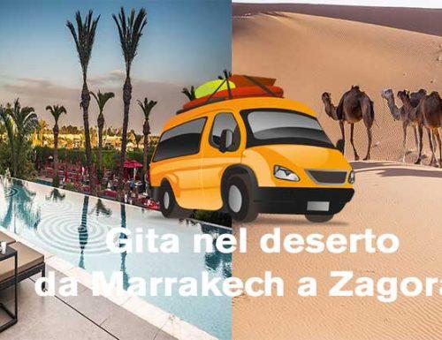 Gita di 2 giorni nel deserto di Zagora