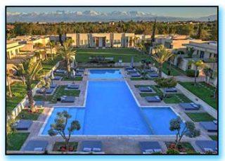 Quanto dista il deserto da Marrakech ?