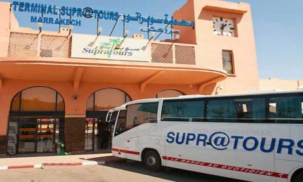 Spostarsi in Bus in Marocco