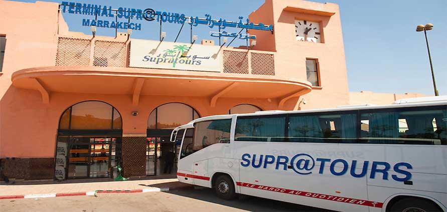 Spostarsi in Bus in Marocco