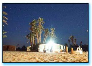 Dove dormire nel deserto del Marocco
