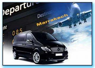 Transfer da e per Aeroporto Marrakech Menara