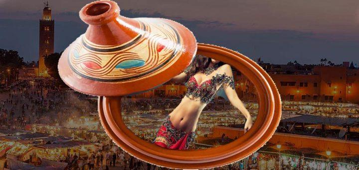 Danza del Ventre a Marrakech