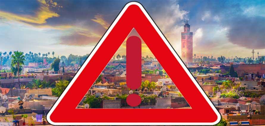 Marrakech e pericolosa ?