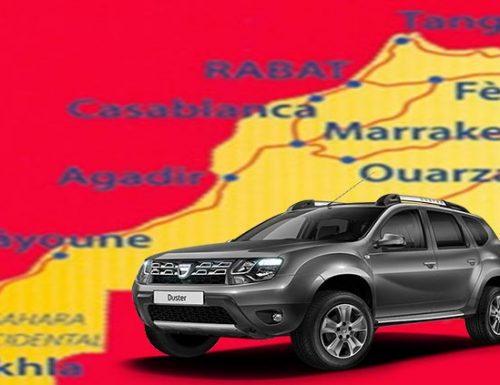 Noleggio auto in Marocco