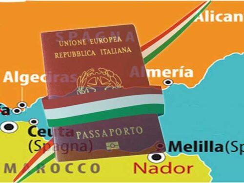 Per Tangeri serve il Passaporto