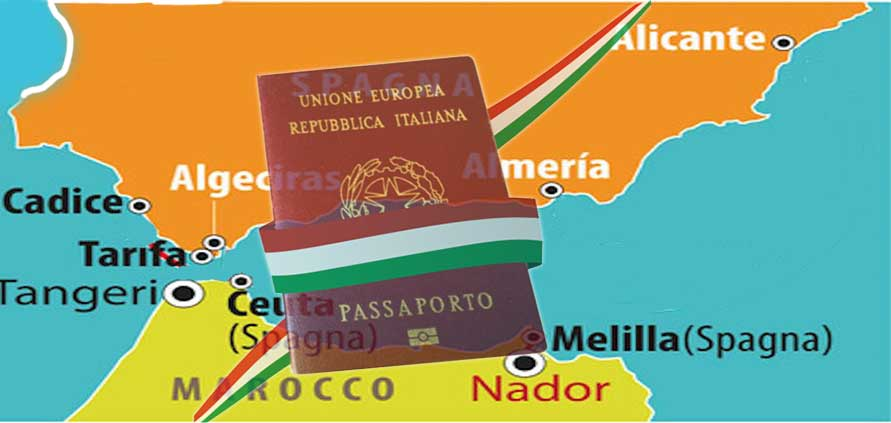 Per Tangeri serve il Passaporto