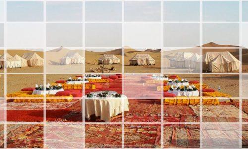 Quanto costa dormire nel deserto