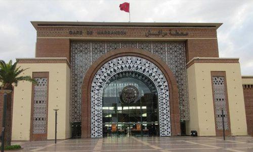 Stazione ferroviaria di Marrakech