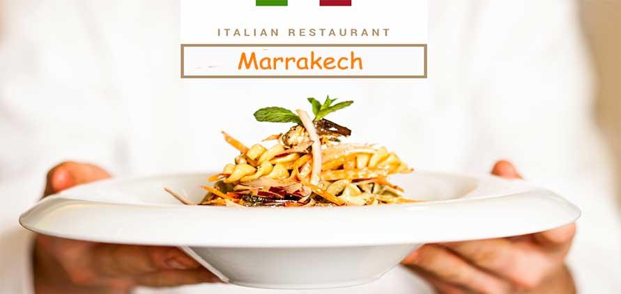 Marrakech dove mangiare italiano